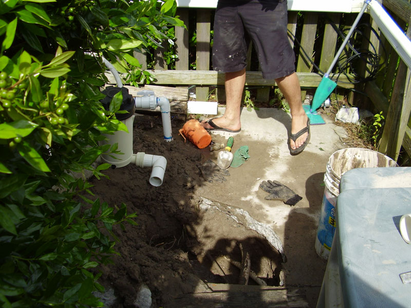 Coastal Leak Detection Pool Leak Repair Photo Gallery Virginia Beach Norfolk Portsmouth